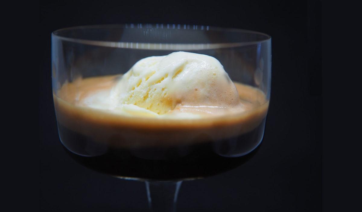 Eiskaffee Espresso