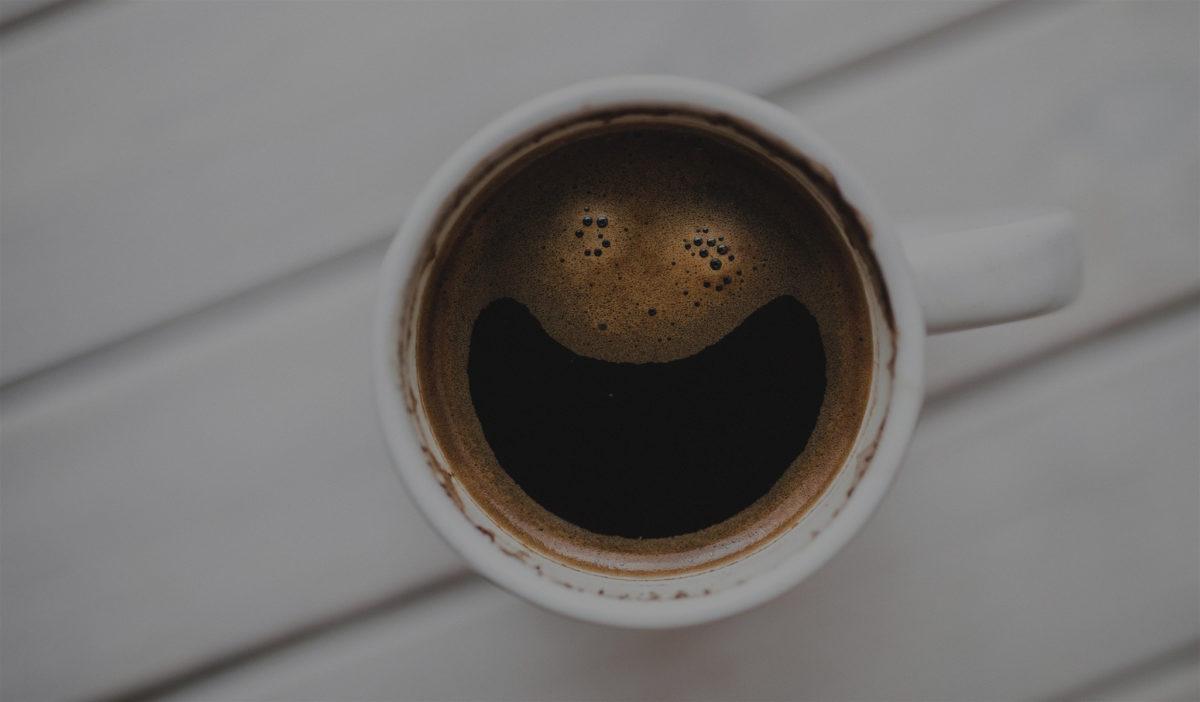 Kaffee mit der Aeropress