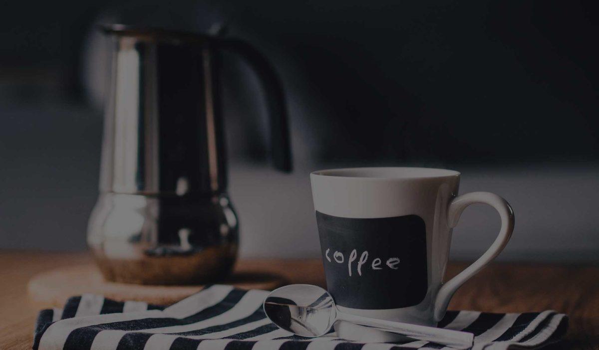 Kaffee Perkolator