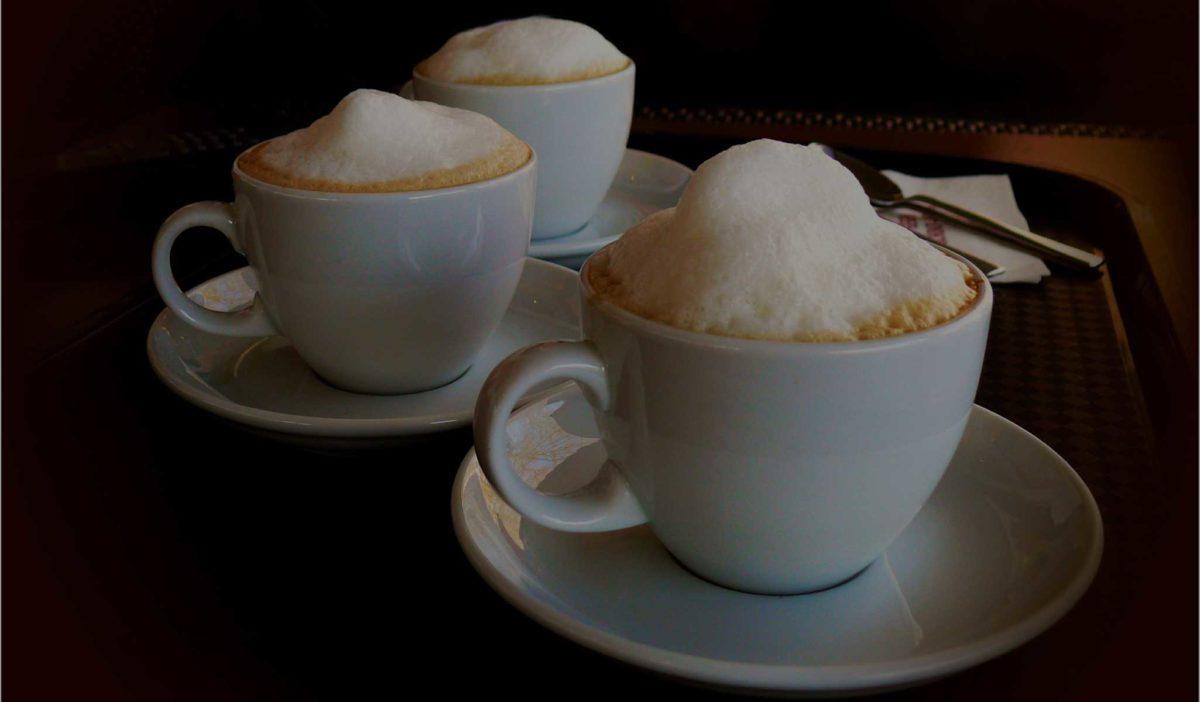 Kaffee Milchschaum