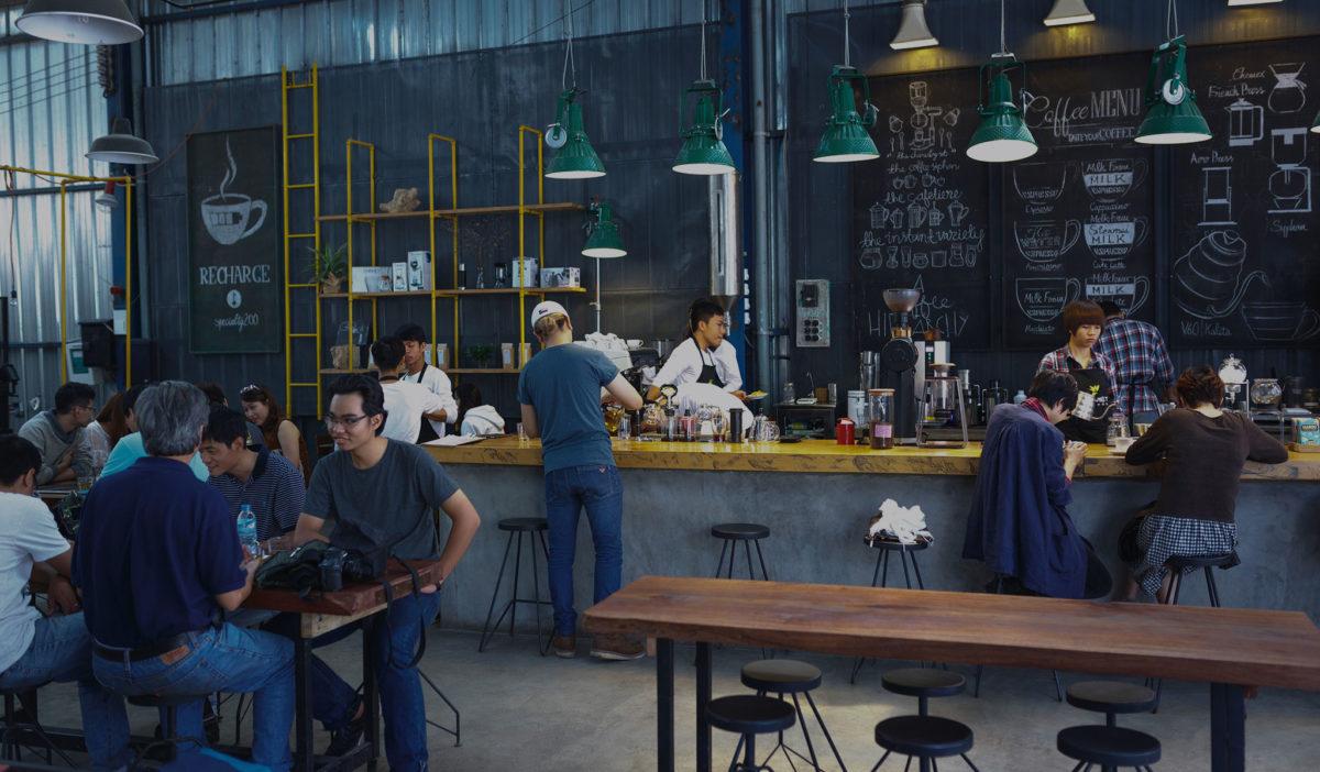 Vietnamesisches Cafe